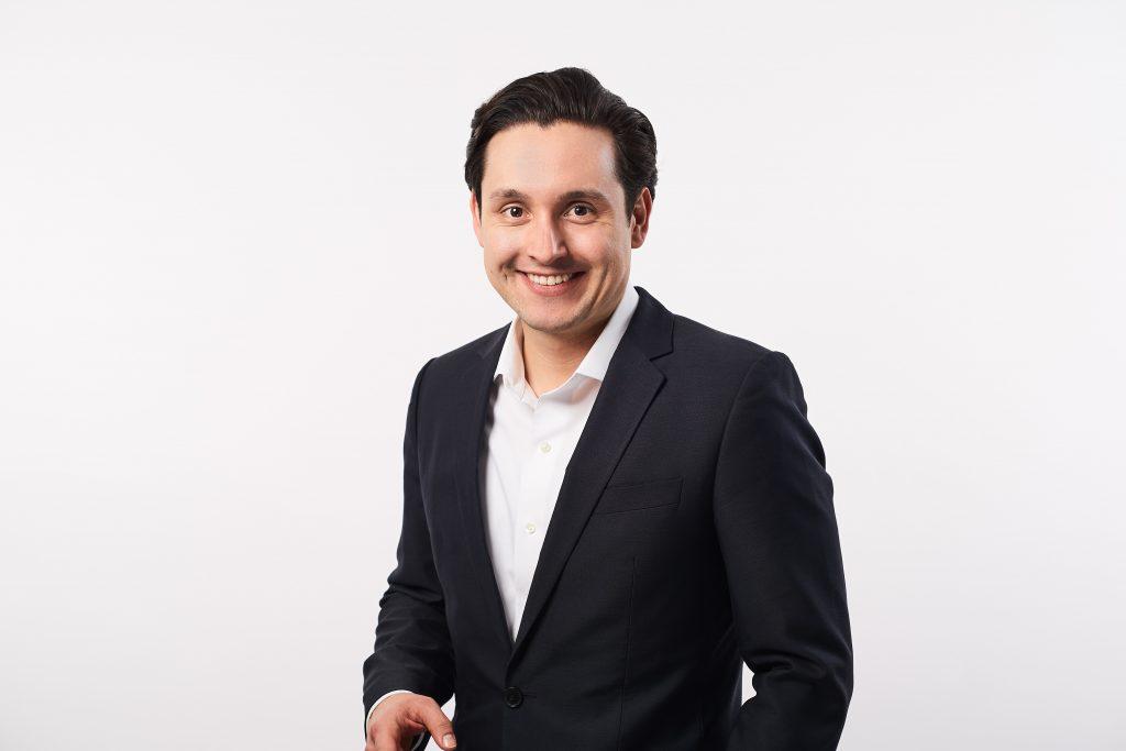 Michael Maier, Managing Director of HYVE Innovation Austria