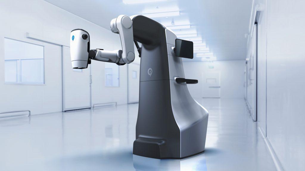 HYVE RoboticScope für BHS Technologies