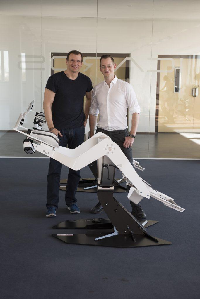 Icaros Founders Michael Schmidt und Johannes Scholl