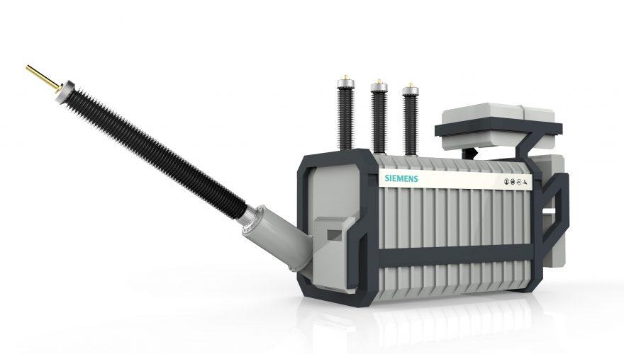 Siemens Transformator