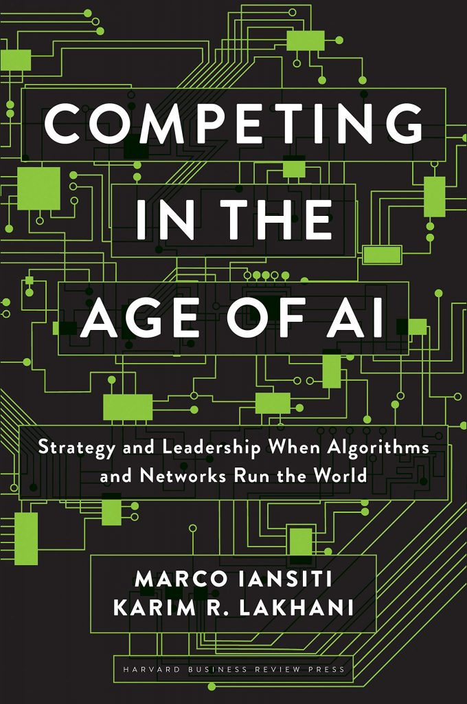 Booktitle Competing in the age of AI