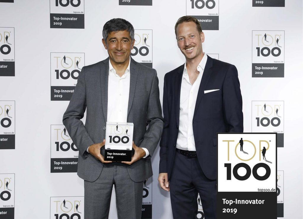 HYVE is among Top 100 innovation consultancies