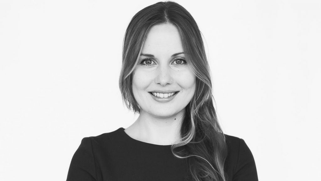 Anna Marchuk, Service Designer Practice Lead at HYVE