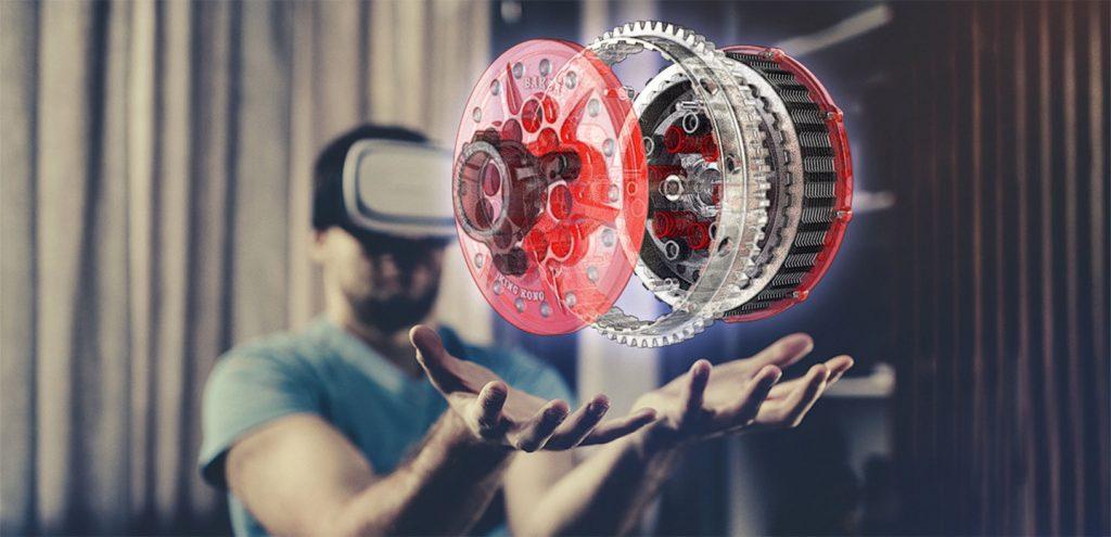 VR engine