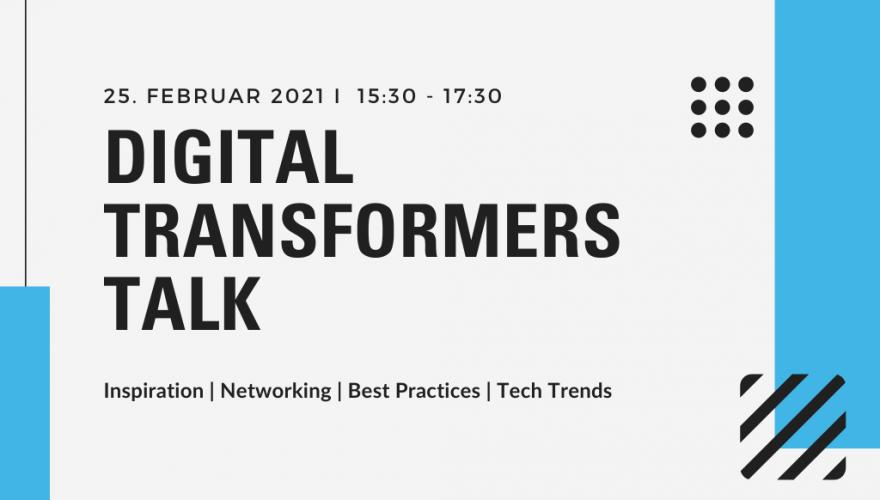 Digital transformers talk
