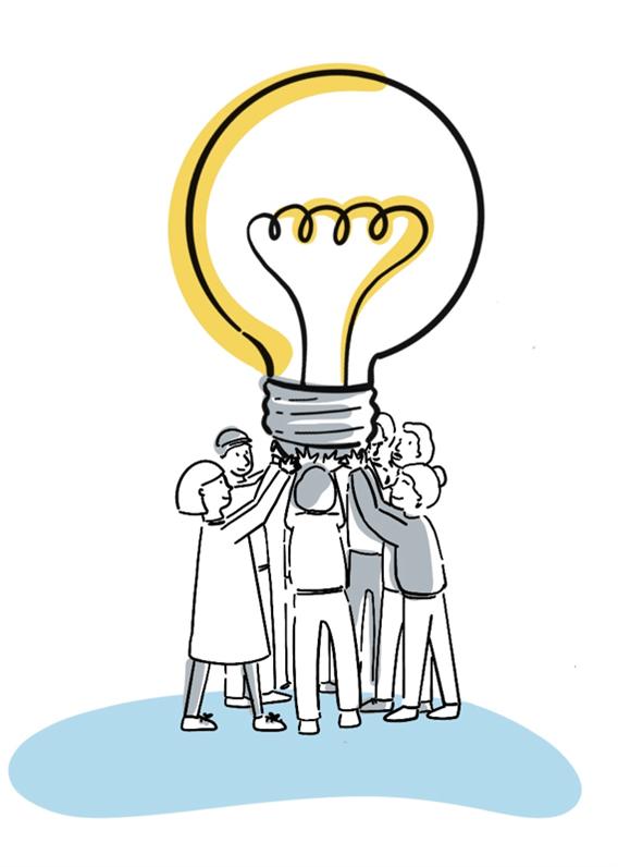 Collaborative idea creation