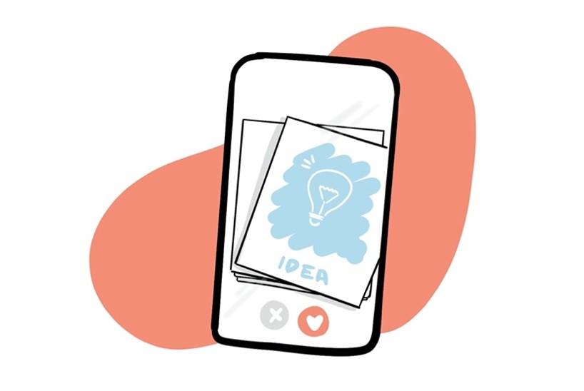 Idea smartphone