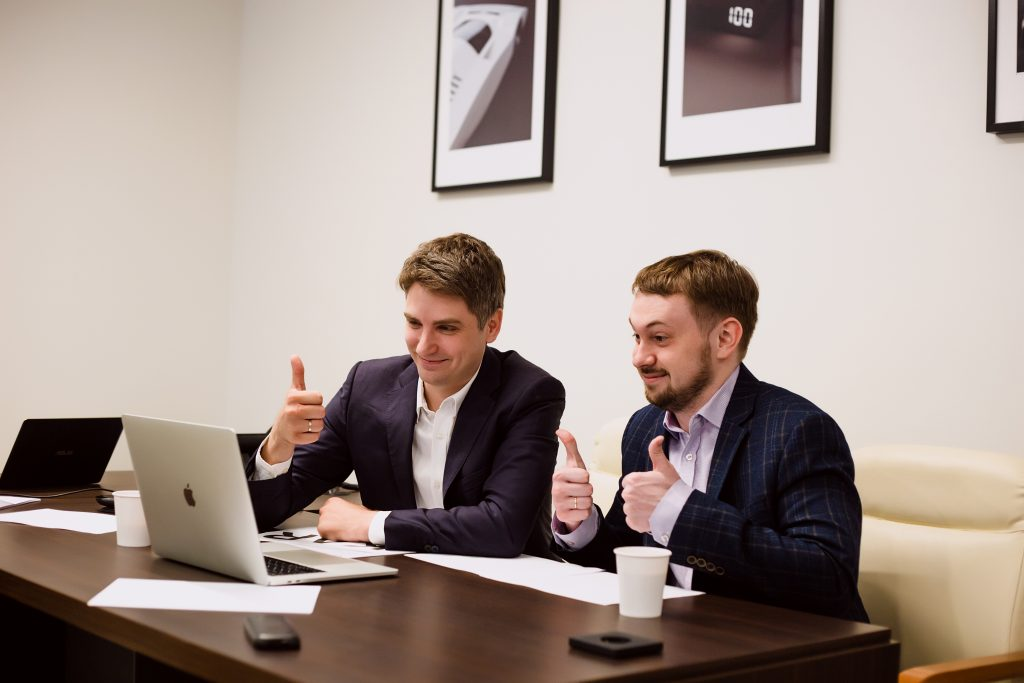 Karfidov Lab directors